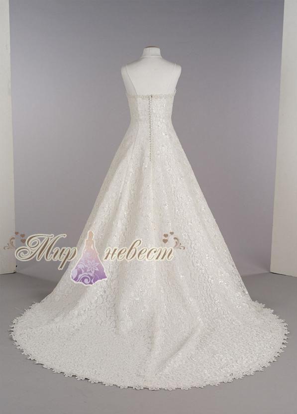 свадебное платье Style CT2406 картинка