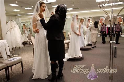 магазин davids bridal картинка