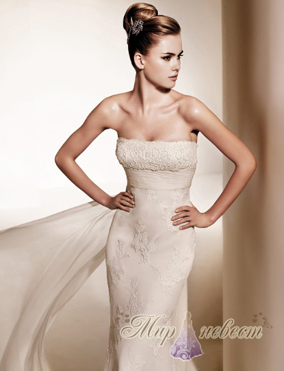 свадебное платье valentino картинка