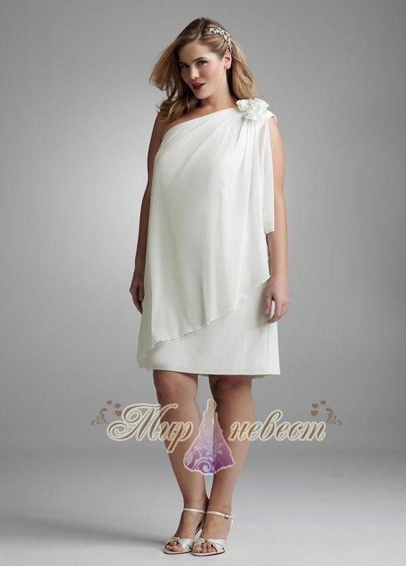 90206be5659 Вечернее платье большого размера Style 253811 ― Интернет магазин Мир Невест  - свадебные платья и аксессуары