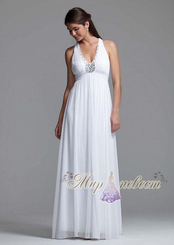 Свадебное Платье В Греческом Стиле Недорого Купить