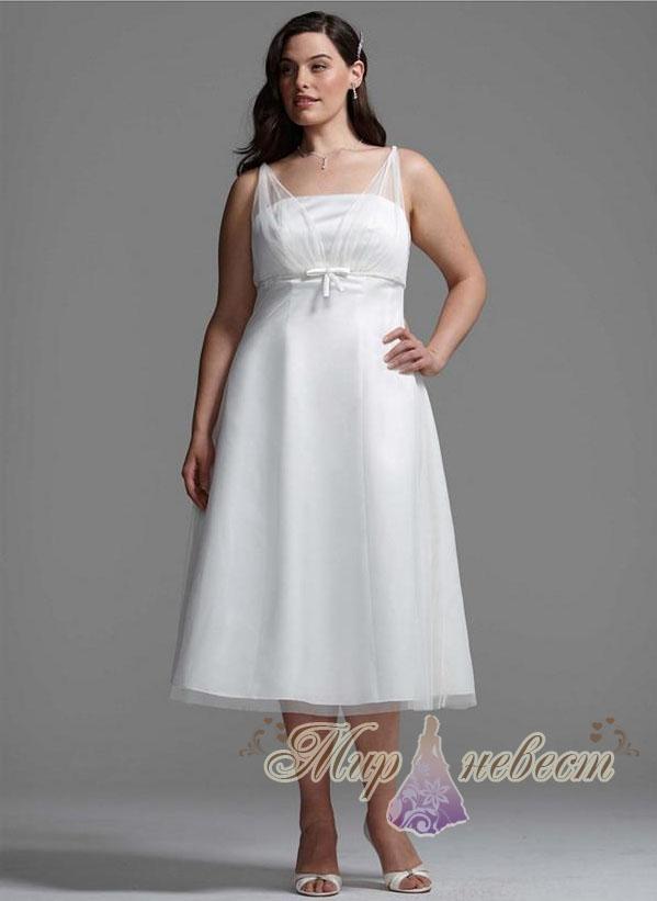 свадебное платье большого размера Style