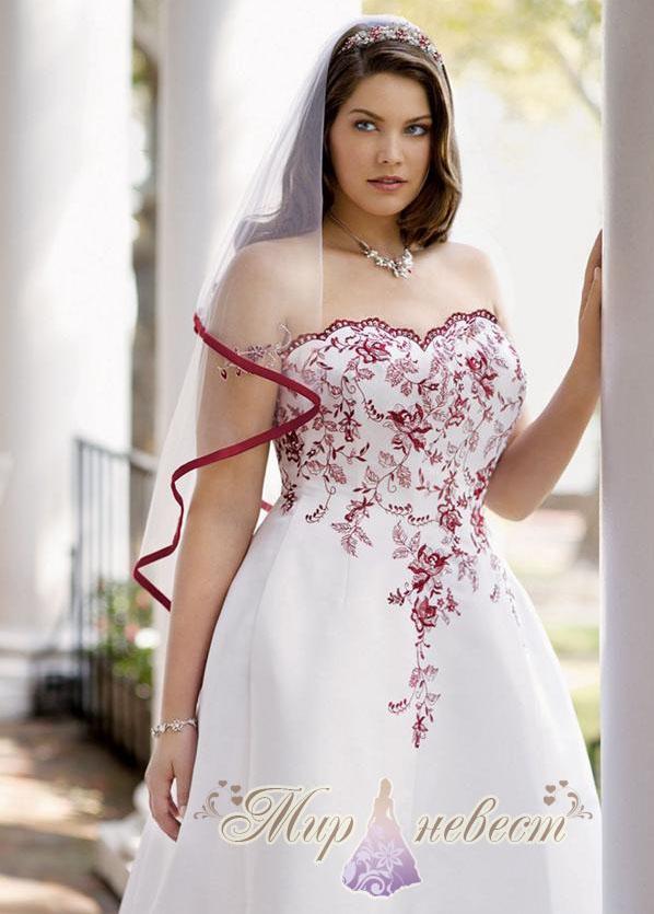 Магазин большое платье