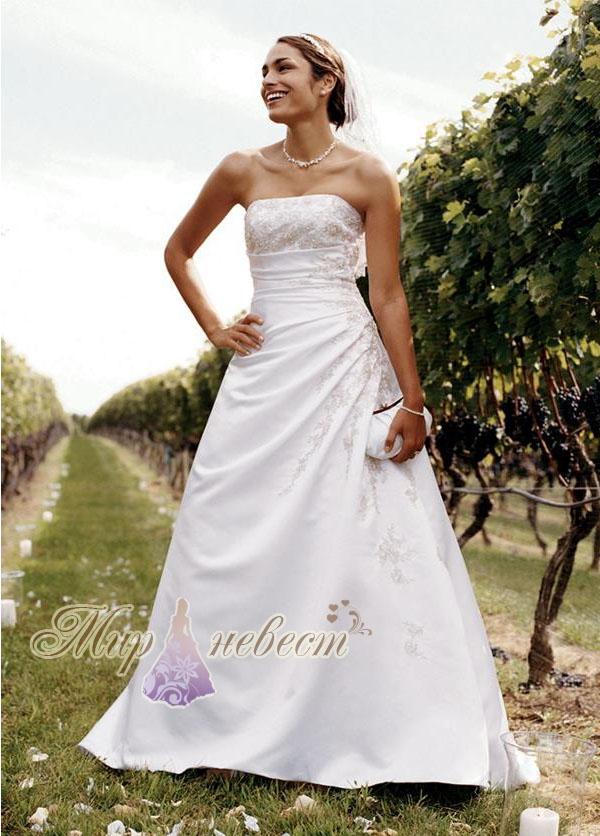 Недорогое свадебное платье Style BR1007